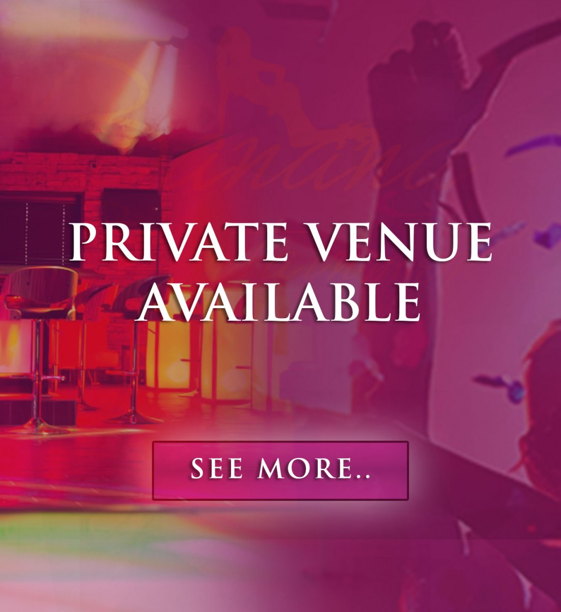 Private Venue for all Occasions